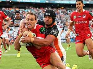 Dugan injury sours Dragons win over Tigers