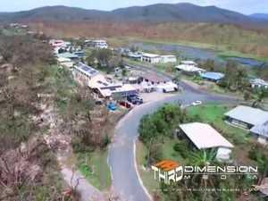 Drone Footage of Proserpine, Bowen, Dingo Beach