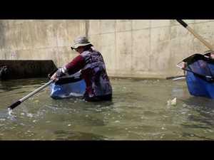 Kinchant Dam Rescue