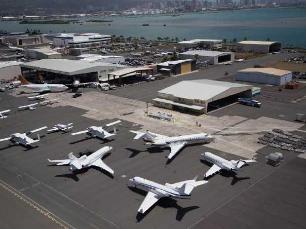 The incident happened after the family arrived at Honolulu International Airport and were putting luggage in their car. Picture: Flickr/Chris HoareSource:Flickr