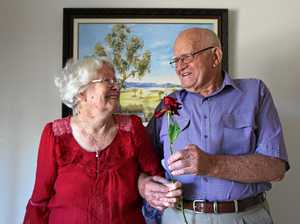 Couple prove true love exists on platinum anniversary