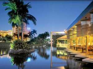 Pacific Bay Resort upgrade