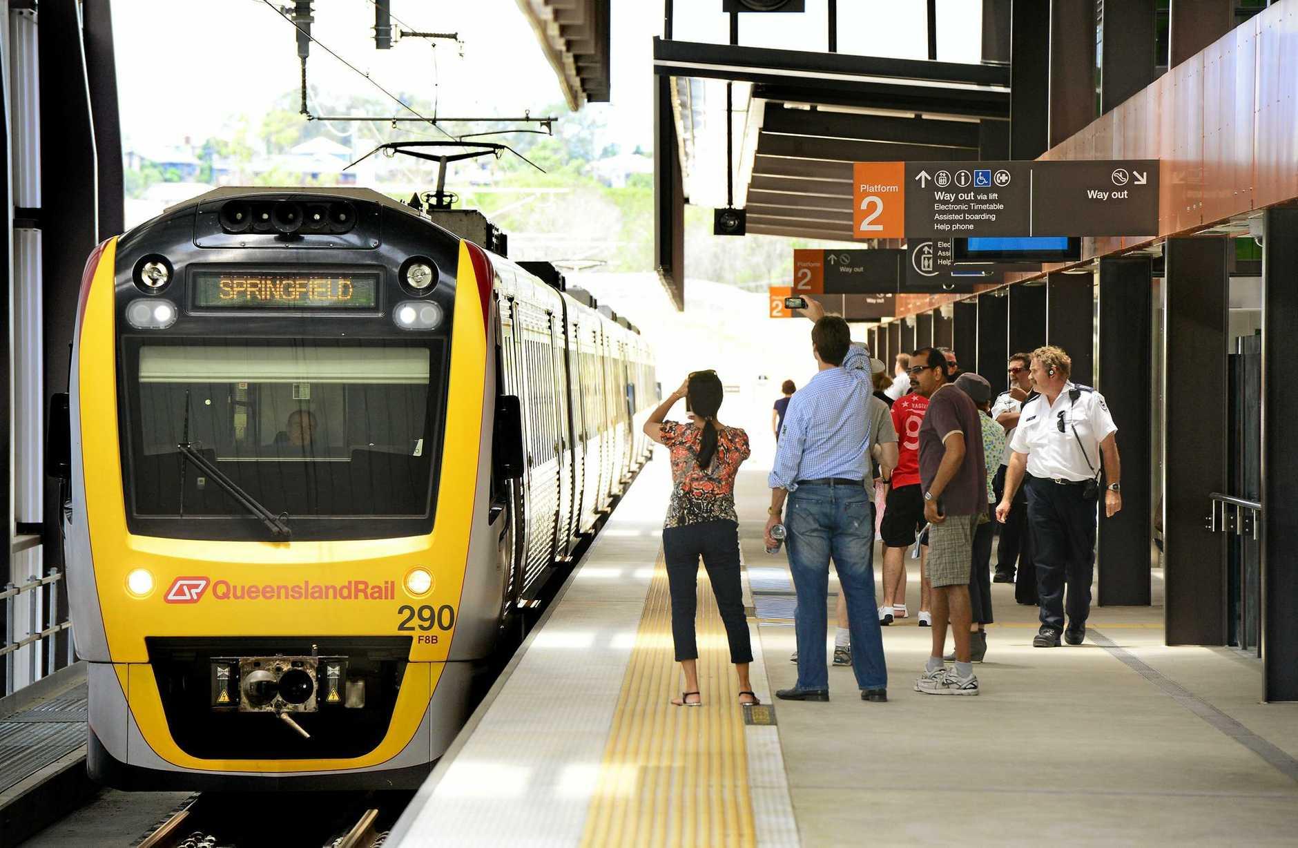 Queensland Rail Axes Popular Rockhampton Region Service Morning Bulletin