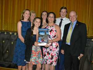 Businesses win big at awards night