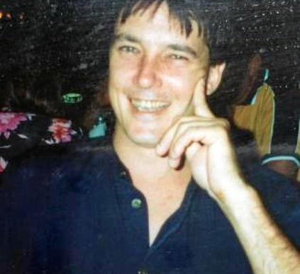 Mark Austin, 45, died in his caravan at South Murwillumbah during the floods.