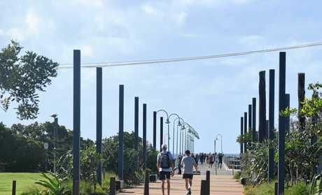 Coffs Harbour's Jetty Foreshores redevelopment. Jetty4Shores 2 April 2017 Photo: Brad Greenshields/Coffs Coast Advcocate