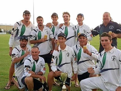 The winning Brothers team.