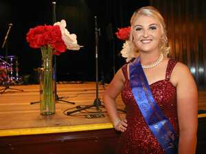 Courtney named as Kingaroy's Miss Showgirl for 2017