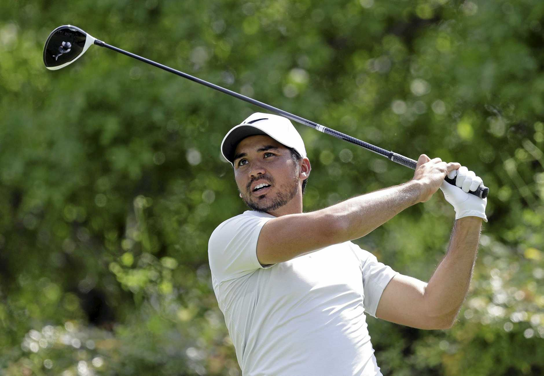 SINGLE-MINDED: Jason Day will lead the Australian charge at this week's US Masters.