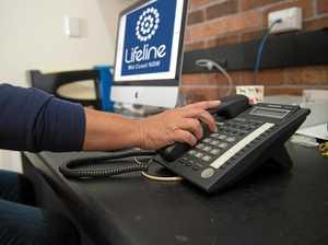 Lifeline help line.  01 June  2016.