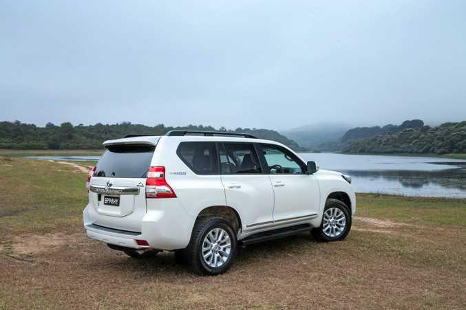 Toyota has released the special edition LandCruiser Prado Altitude.