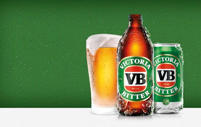 The man had had a single glass of Victoria Bitter