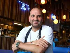 George Calombaris caught up in neighbourhood row