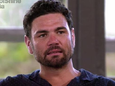 Andrew refused to apologise on Married At First Sight last night.