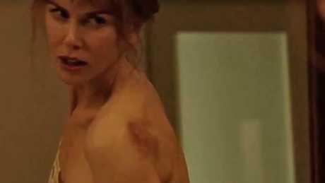 Kidman's explicit scenes with co-star Alexander Skarsgard shocked viewers.
