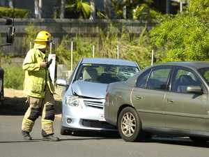 Two crashes, five minutes: Elderly drivers cause issues in West Gladstone