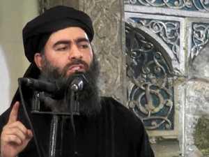 IS chief escaped Mosul siege via bombed road