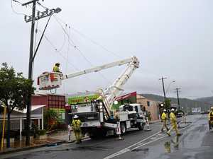 Hundreds left without power in Mackay and surrounds