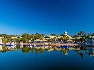 FOR SALE: Sunshine Coast resort fit for royalty