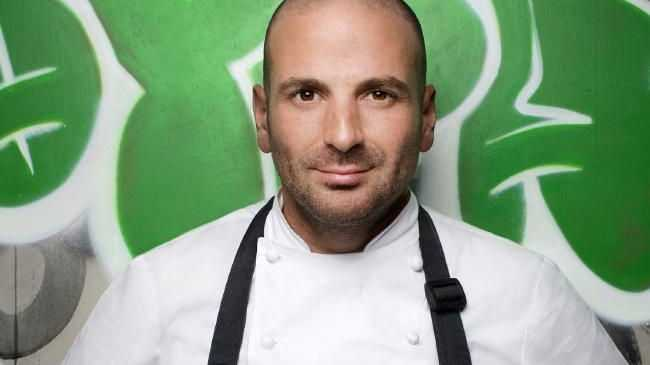 George Calombaris has said he is 'devastated' by the blunder.