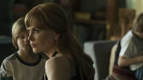 Critics have praised Nicole Kidman for her portrayal of a woman trapped in an abusive marriage.