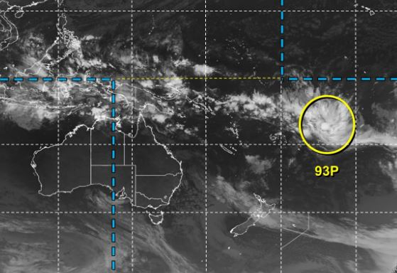 CYCLONE CHANCE: BoM weather experts believe there is a moderate chance of a 'tropical disturbance' developing into a cyclone.