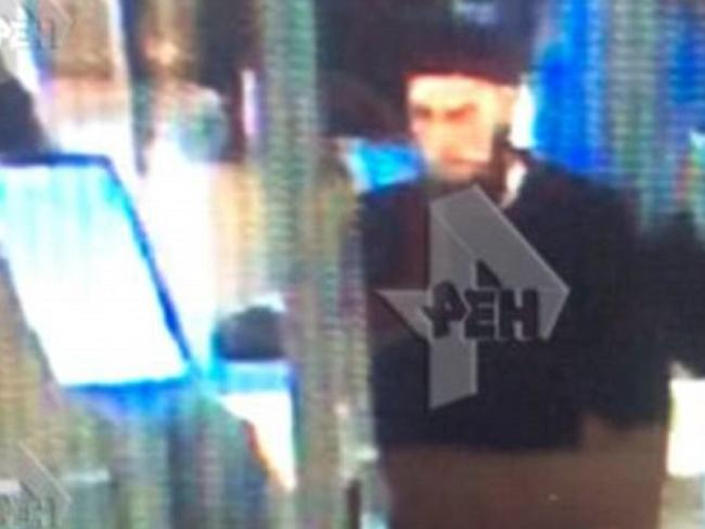 Russian media has published images of the suspected terrorist.