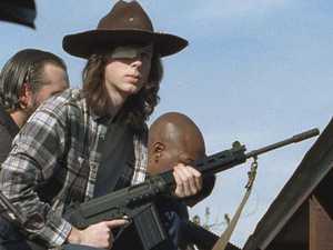 The Walking Dead s7 finale review: Let the battle commence