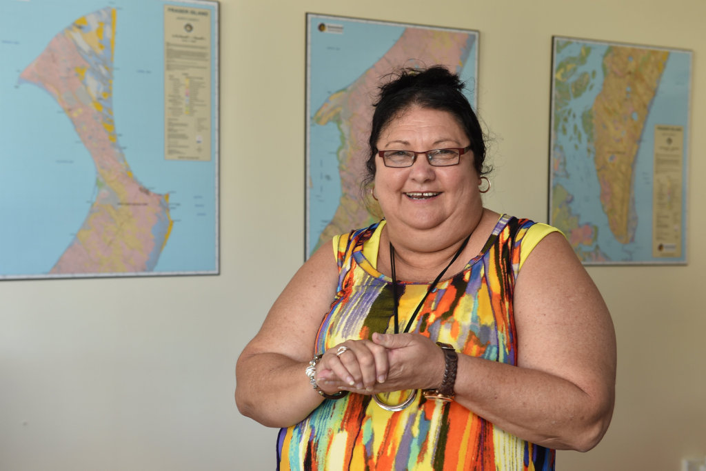 Christine Royan (Sec. Butchulla Aboriginal Corporation).