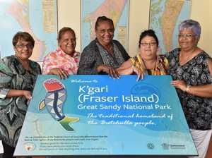 Indigenous group want millions for Fraser Isl compensation