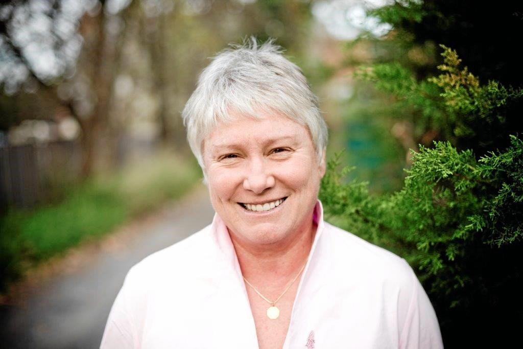 BREAST CANCER: BCNA Ambassador, Raelene Boyle.