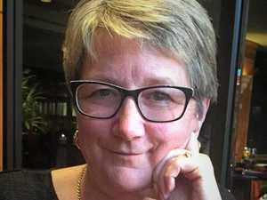 BREAST CANCER: Dr Deborah Pfeiffer.