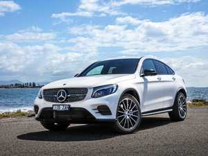 ROAD TEST: Mercedes-Benz GLC Coupe is a stylish sensation