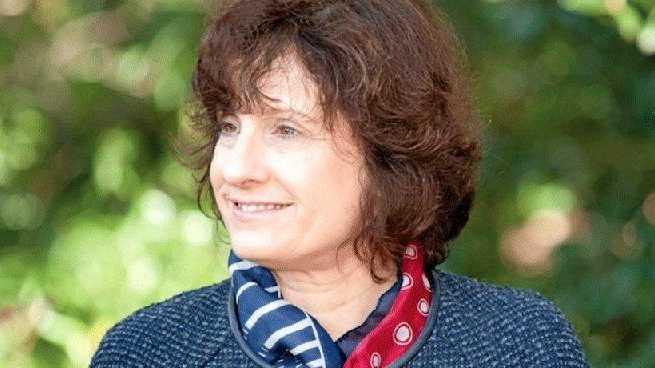 RENEW FEST: Professor Lesley Hughes.
