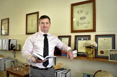Wiedman's barrister David Jones.