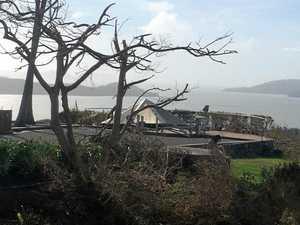 Cyclone Debbie ruins honeymoon