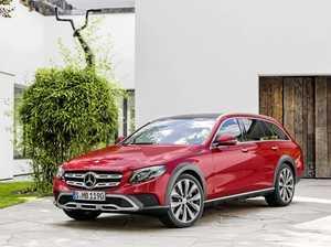 Mercedes-Benz E-Class All-Terrain priced from $109,900