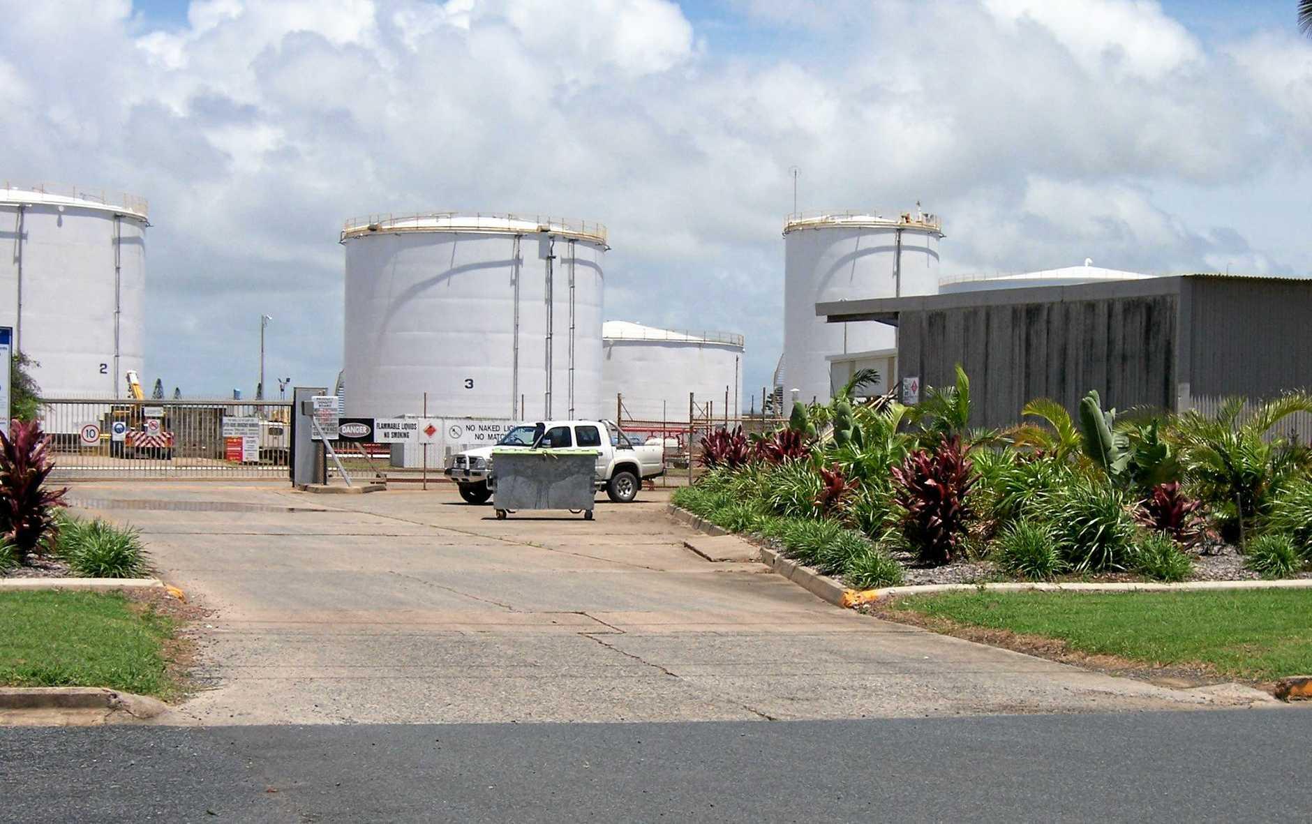 Global energy giant snaps up Mackay diesel terminal   Daily ...