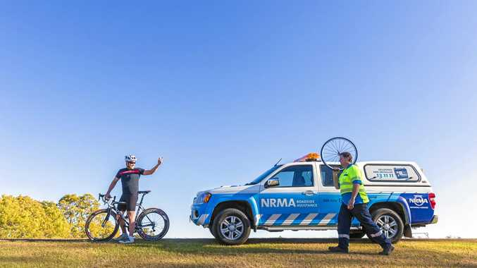 NRMA Roadside Assistance has been keeping people moving for almost 100 years.