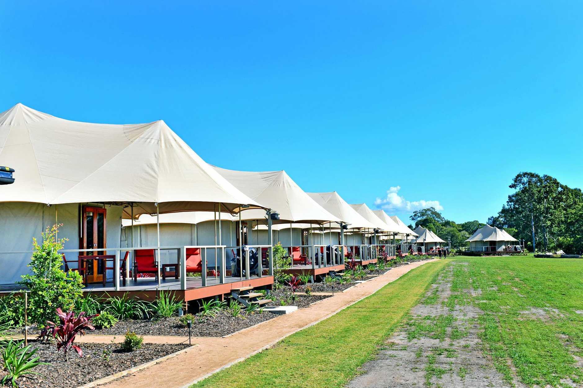Rivershore Resort Diddillibah.