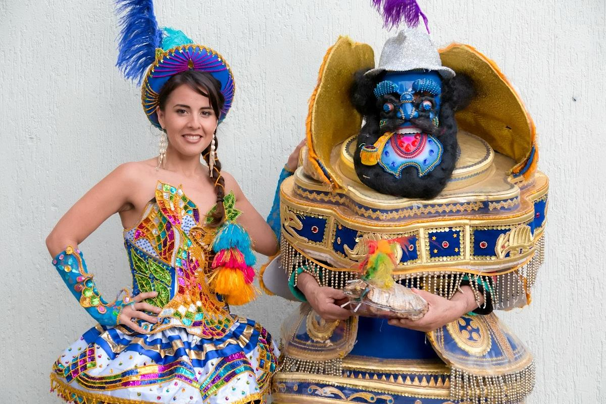 TOP ACTS: Bolivia Marka Dance Group, from Brisbane, will join more than 100 acts on Easter Sunday.