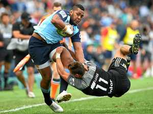 T-train on track for Waratahs start