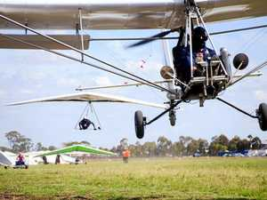 Gliders set to fly over the Dalby sky
