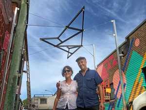 COMMENT: Art transforms Byron's alleys