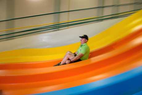 The Racer Slide at The Big Banana Fun Park is set to open for the Easter School Holidays.