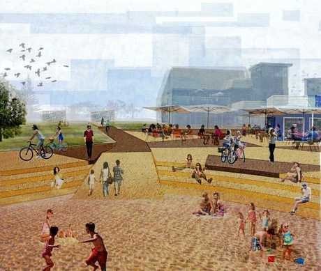 Construction will start on the latest stage of Coffs Harbour City Council's latest Jetty4Shores upgrade.