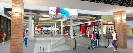Kmart is coming to the Gowings Coffs Central shopping centre.