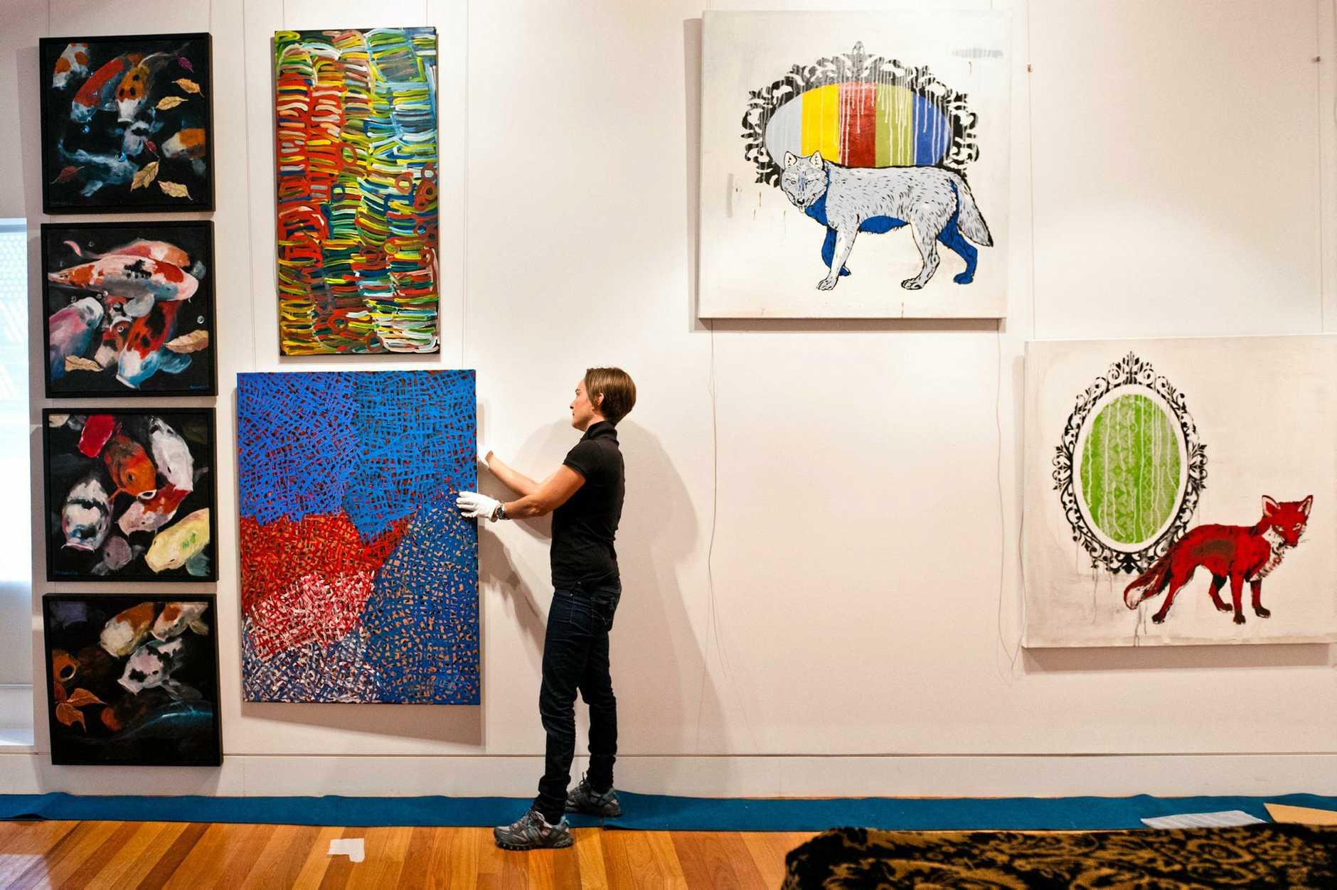 Coffs Harbour Regional Gallery.