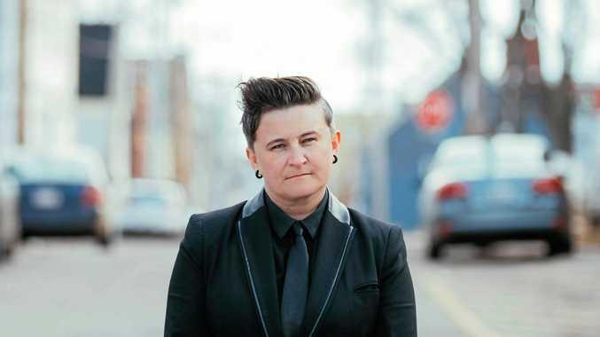 FAVORITE: Irish Mythen is a 2015 (Canadian) East Coast Music Association winner.