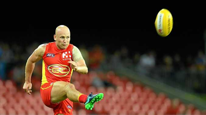 Gary Ablett has been rumoured to be moving back to Geelong.